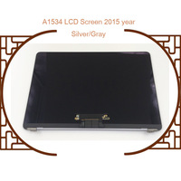 ABAY Original A1534 LCD Screen Assembly For Macbook Air 12 LCD Screen display 2015 year