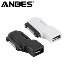 Hot Sale Mini Micro USB To Magnetic Charger Adapter Hot Selling Portable Converter for Sony Xperia Z1 Z2 Z3 L39H Compact