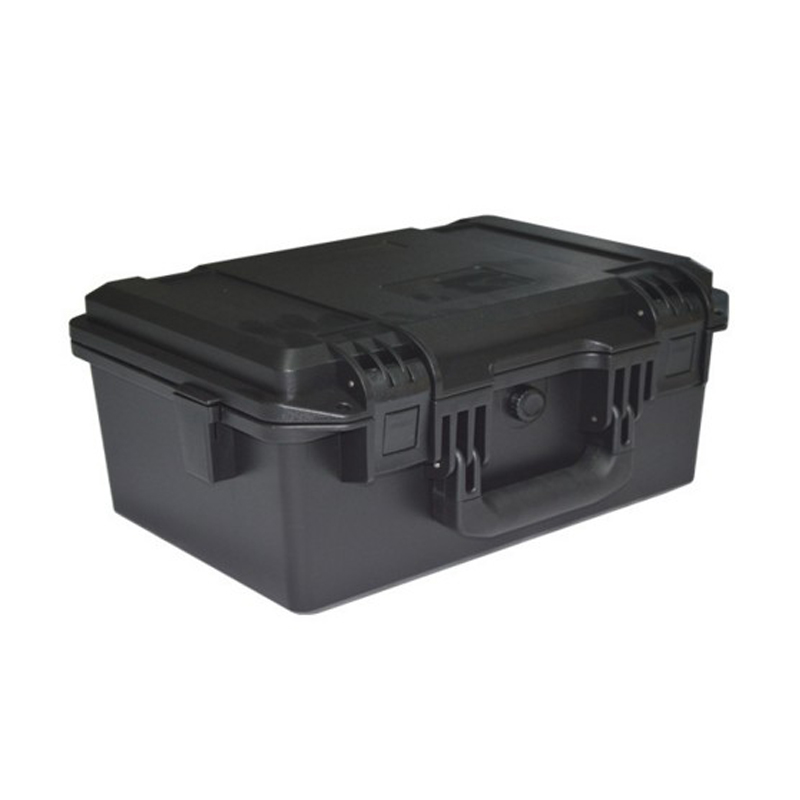 SQ3321L Hard Plastic Waterproof Pre-cut Foam Insert Tattoo Equipment Case With Foam