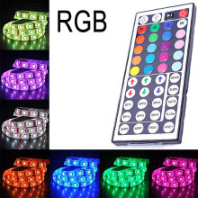 USB LED Strip RGB Lampu 5 V Fleksibel Lampu LED Tape Pita 3 M 4 M 5 M TV Desktop latar Belakang Layar Bias Strip LED(China)