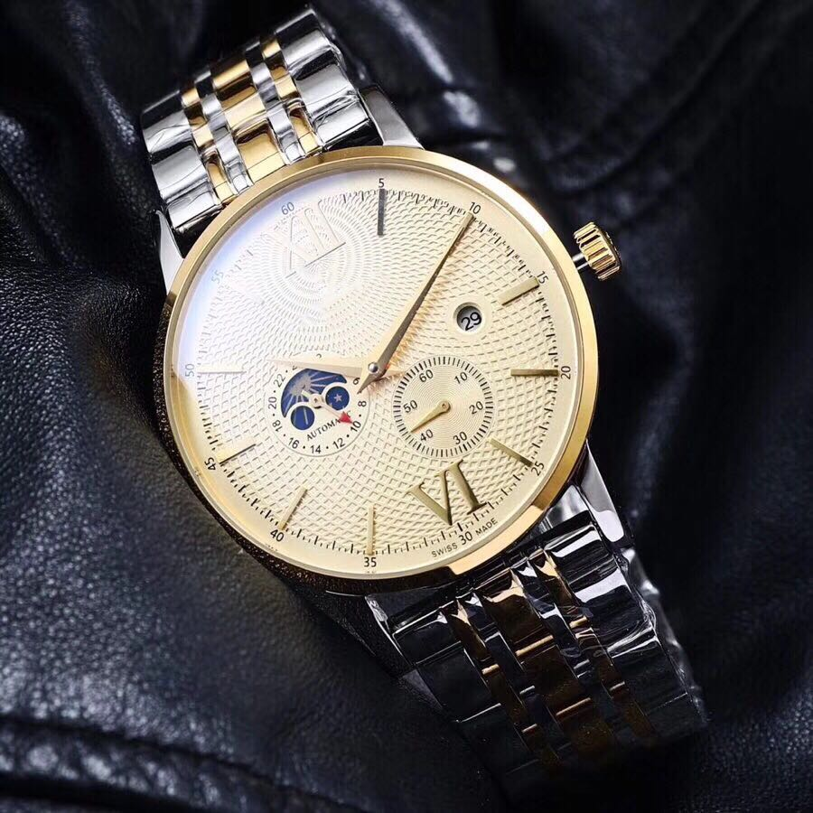 Mens Watches Top Brand Runway Luxury European Design Automatic Mechanical Watch  S0945Mens Watches Top Brand Runway Luxury European Design Automatic Mechanical Watch  S0945