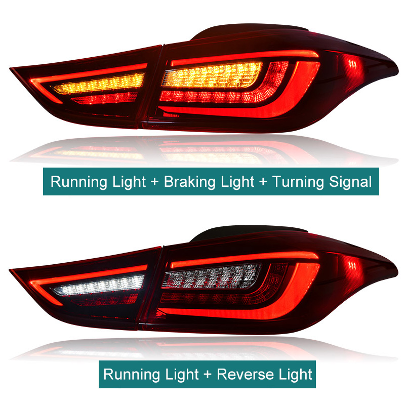 Detail Feedback Questions about LED Tail Lamp for Hyundai