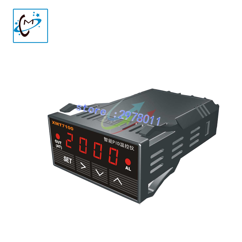 Inkjet Printer Temperature Controller XMT7100 for Xuli Sunika Skycolor Litu thunderjet piezo printer temperature control taie thermostat fy800 temperature control table fy800 201000