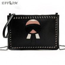 купить Luxury Handbags Women Bags Designer Monster Envelope Clutch Evening Purses Clutches Chain Crossbody Bags For Ladies Hand Bag недорого