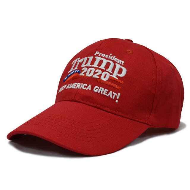 Hot Selling Trump Hat Cotton Sport Mens Hats And Caps Make America Great  Hats Trump 2020 Cap USA Trucker Women Baseball Cap