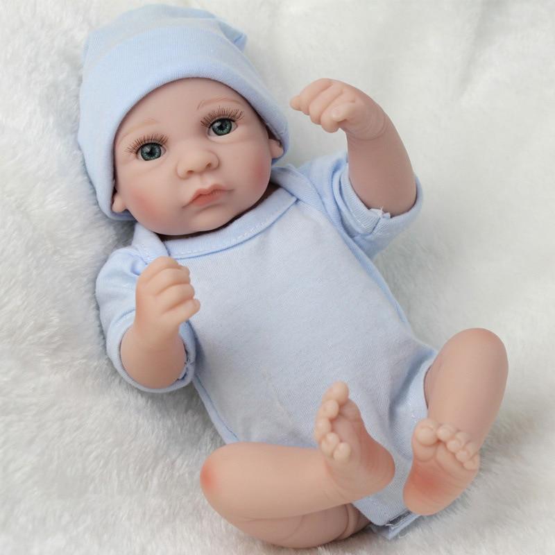 Otardpoupées 43 CM Silicone souple Reborn poupées bébé réaliste poupée Reborn 22 pouces plein vinyle Boneca BeBe Reborn poupée pour filles cadeau