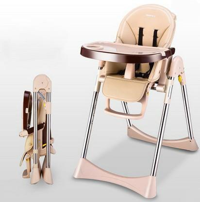 As crianças comem cadeira cadeiras de bebé multi-função dobrável cadeira portátil do bebê para comer comer mesa e cadeira cadeiras
