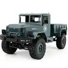 RC Militär Lkw 1:16 RC Auto Mit 4 Kanal 2,4g 4WD Crawler Off Road Racing Licht Auto RC Fahrzeuge RTR Geschenk Spielzeug Für Kinder - 5