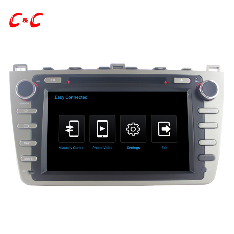 New Quad Core Android 511 Car Dvd Player For Mazda 6 Ultra Ruiyi Rhaliexpress: Mazda 6 2009 Radio Bose Antenna At Gmaili.net
