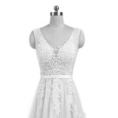Горячая Распродажа, Коктейльные Вечерние платья, короткое, Vestido de Festa, Мини сексуальное платье с аппликацией, v-образным вырезом, бисером и жемчугом - Цвет: ivory white