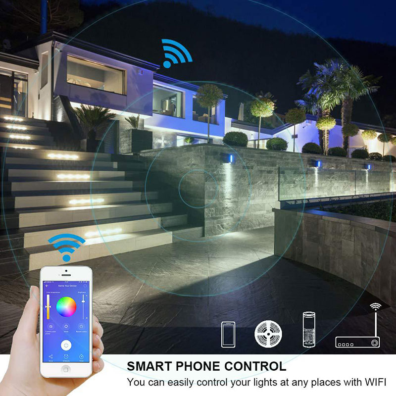 Luz de Tira 3G 4G 5G Inteligente
