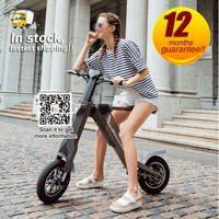 12'' e Bike 36 V Folding Electric Bike For Sale LG Battery 35 Km 250 W Mini Bike