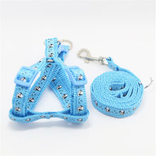 1.0 and 1.5 Patches Pet Traction Rope Nylon Dog Chain Supplies