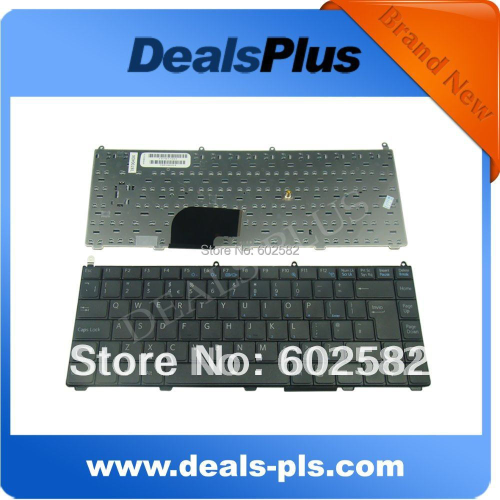 NEW For Sony Vaio VGN-FE Series Laptop UK Keyboard Black