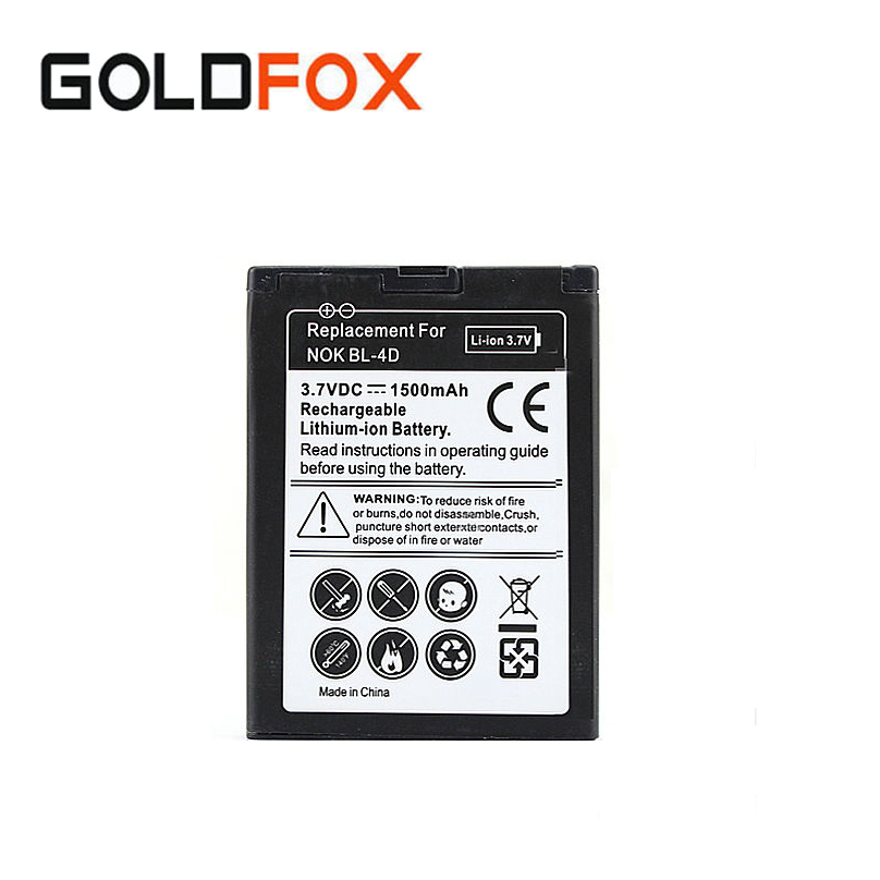 For Nokia 1500mah Phone Replacement Commercial Battery BL