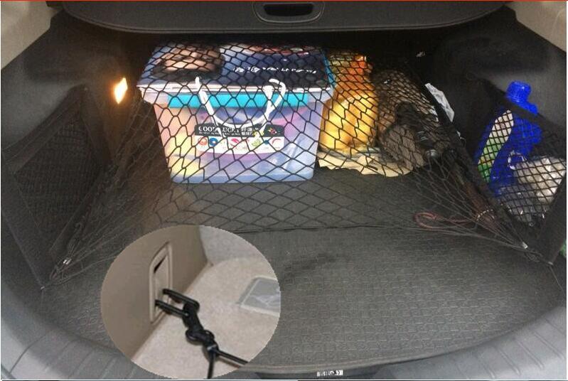 Auto boot trunk net, car accessories for Hyundai ix35 iX45 iX25 i20 i30 Sonata,Verna,Solaris,Elantra Santa Fe Veracruz Mistra 2x for hyundai solaris accent tucson i30 ix35 santa fe elantra 9012 9003 h4 9004 9005 h7 h11 led headlight bulb fog lamp 16000lm