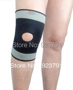 knee pads free shipping for outdoor sports protect knee guard brace for football adjustable knee support for both men and women