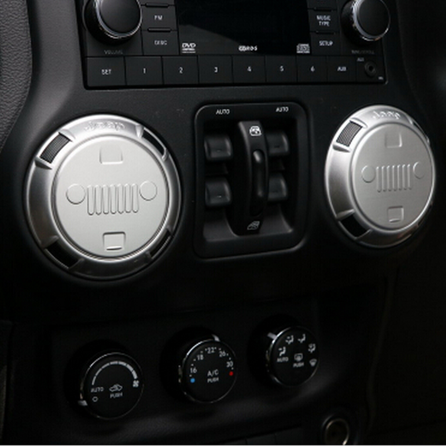 Hqdefault likewise Pcs Newest Car Air Vent Trim Cover Interior Moldings Accessories Abs Bowl Frame For Jeep further  further Img also Maxresdefault. on 2015 jeep wrangler