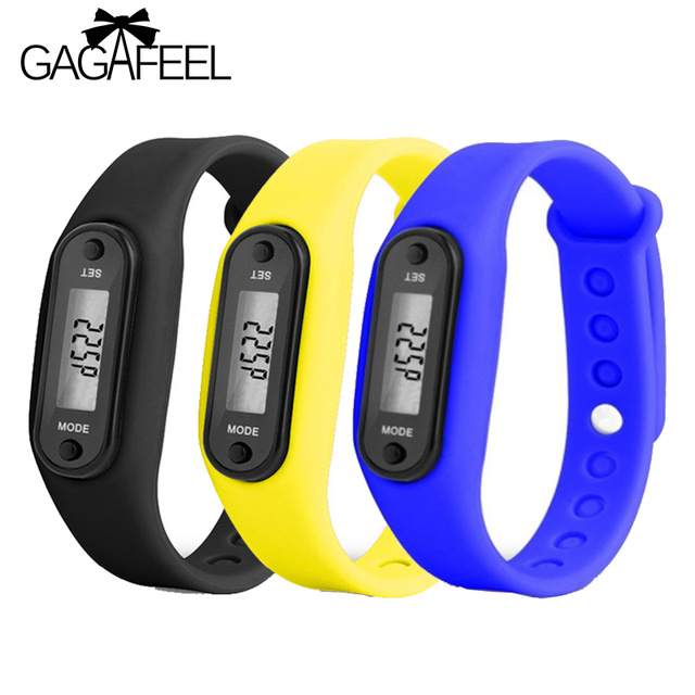 New Digital LCD Smart bracelet Pedometer Run Step Walking Distance Calorie Count