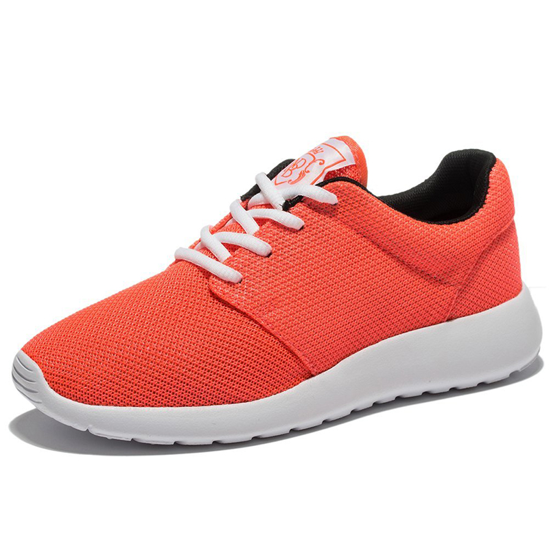 Brand Spring Autumn Lightweight Running Shoes Women Outdoor Footwear Breathable Sports Shoes Lace Up Soft Sneakers for Female in Running Shoes from Sports Entertainment
