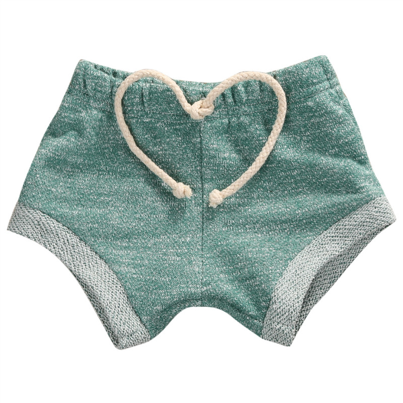 Newborn Baby Boy Girls Toddler Cotton Summer Bloomers PP   Shorts   Baby Clothes 0-4T 1Pcs