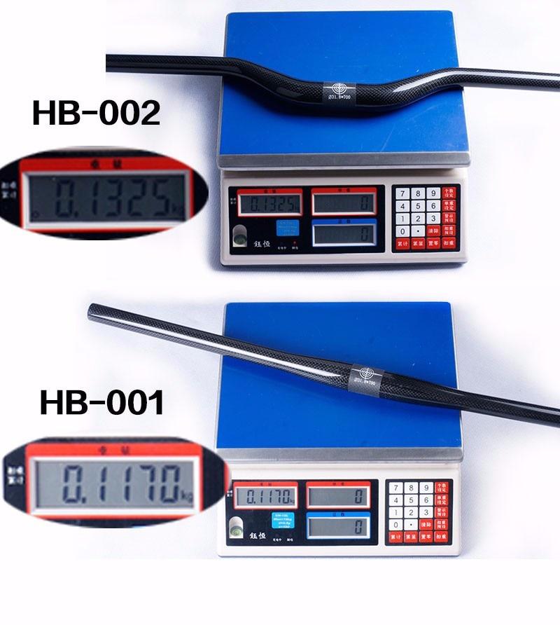 BXT Carbon Fiber Handlebars 15