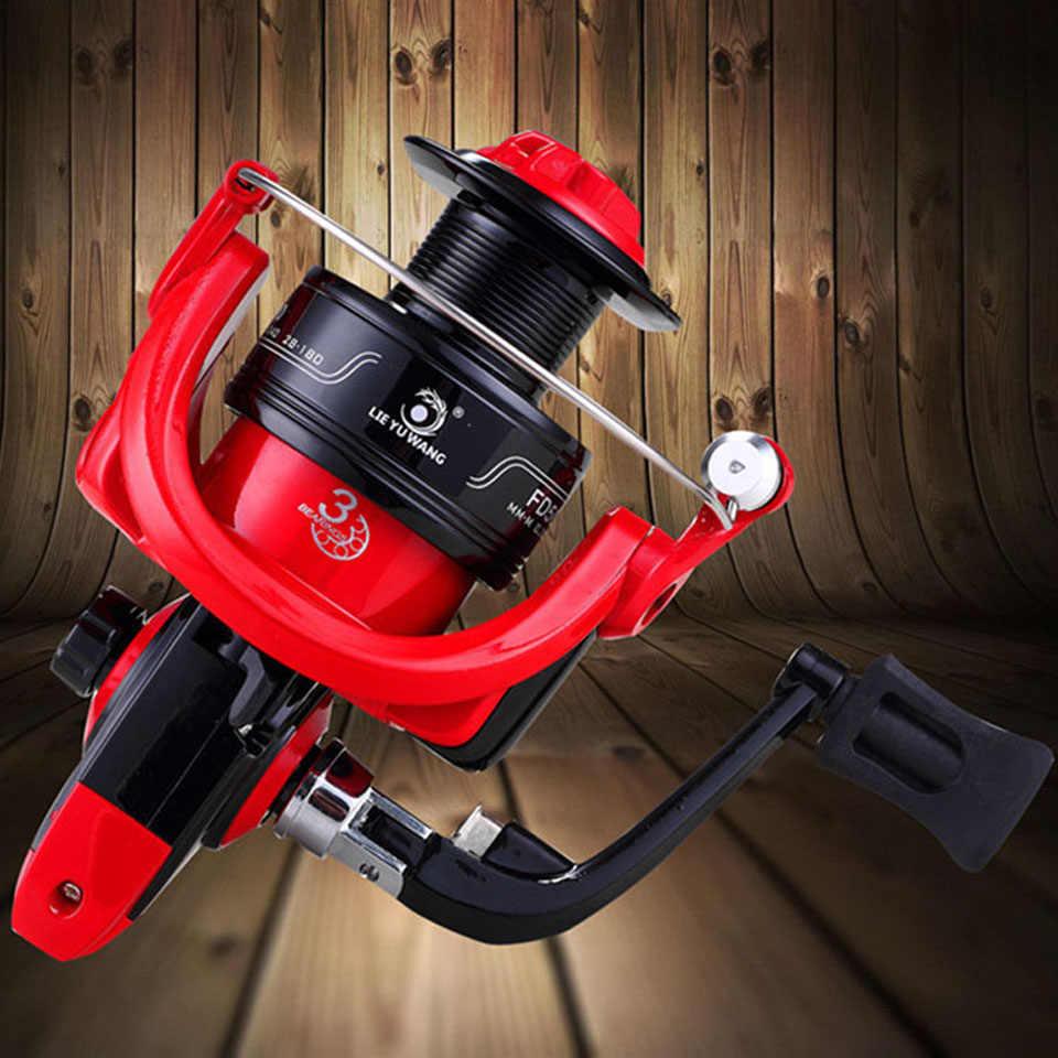 المشي الأسماك عالية السرعة الصيد بكرات G-نسبة 5.0: 1 الطعم للطي الروك الغزل عجلة الصيد بكرة carpa molinete دي pesca