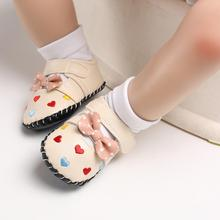 Boys Girls Baby Infant Indoor Soft Soled Shoes