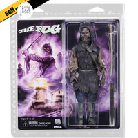 NECA The Fog Frankenstein Fiber Cloth Figure Seris PVC Figure Collectible Toy 18cm