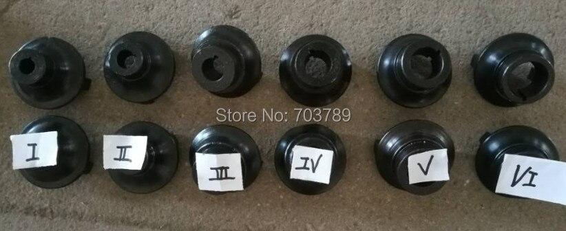 Цена за 6 шт. I, II, III IV V VI связи для дизельных топливный насос Тесты Bench, дизель Тесты Bench связи часть