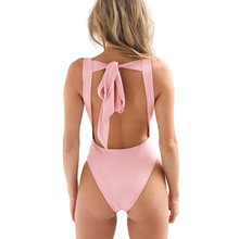 Sexy Bodysuit Women Sleeveles Playsuit Backless Summer Bodycon Jumpsuit Short Rompers Womens Jumpsuit Club Body Femme