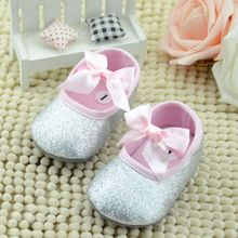 Newborn 3-15M Baby Girl Shoes Prewalker First Walkers Lovely Sneakers Infant Kids Girls Princess Shoes zapatos baby