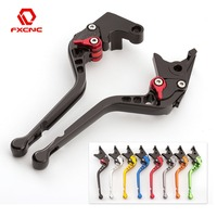 CNC Aluminum Adjustable 3D Motorcycle Brake Clutch Levers Long Short For Honda CRF1000L African Twin CRF 1000 1000L 2016 2018