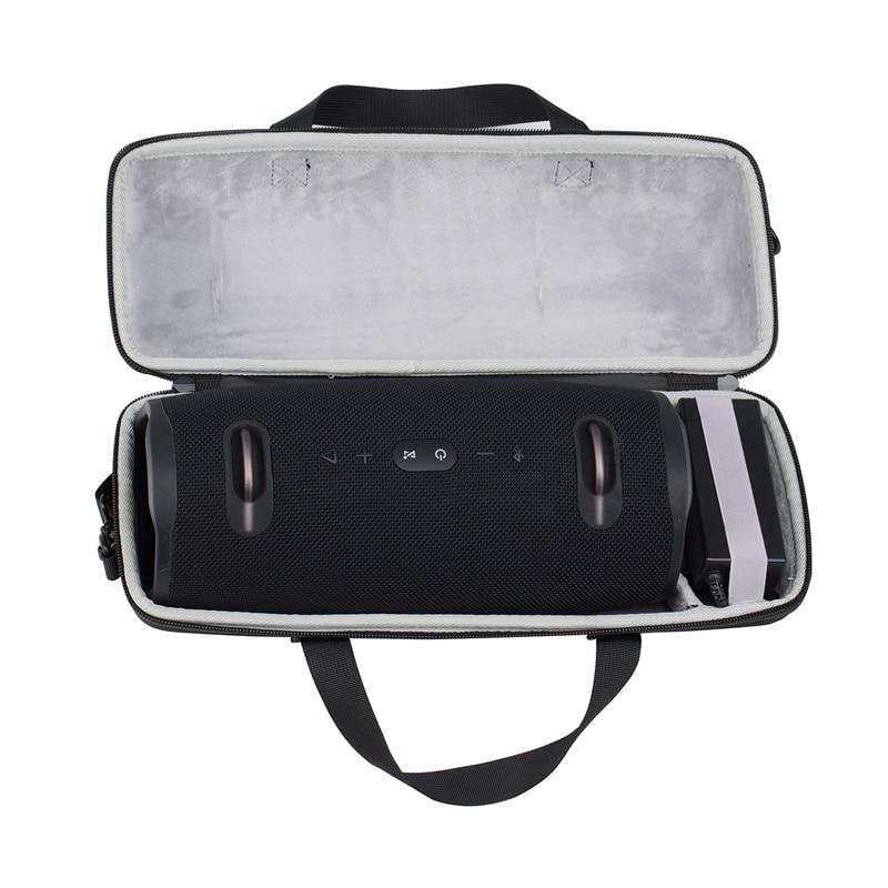 Más nuevo EVA Hard Travel llevar caja de almacenamiento para JBL Xtreme 2 cubierta protectora bolsa para Xtreme2 altavoz inalámbrico portátil bolsa