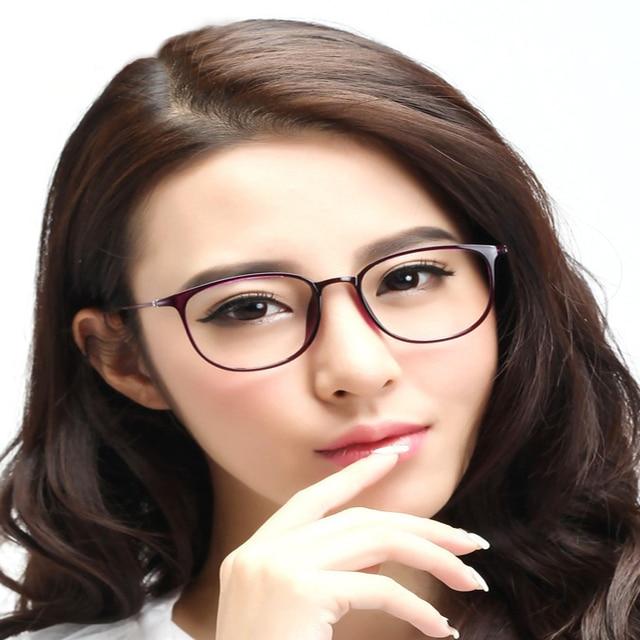 2017 New Fashion Wave ULTEM TR90 Optical Frames Eye Glasses Frames Eyeglasses Women