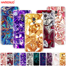 HAMEINUO Crystal Diamond Cover phone Case for Meizu