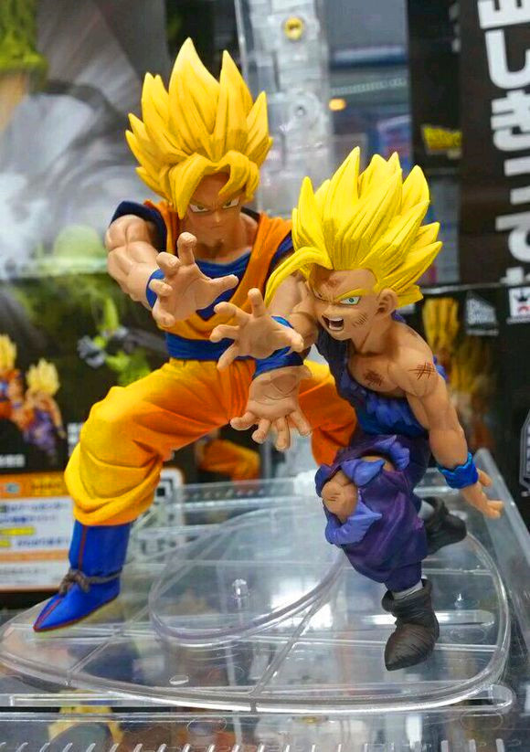 12cm PVC Figurines Dragon Ball Z Action Figures Dragonball Z Figure Son Goku Trunks Super Saiyan Dbz Toys 1 pcs anime dragon ball z toy figure super saiyan goku pvc action figures big size dragonball model toys for boys kids wholesale
