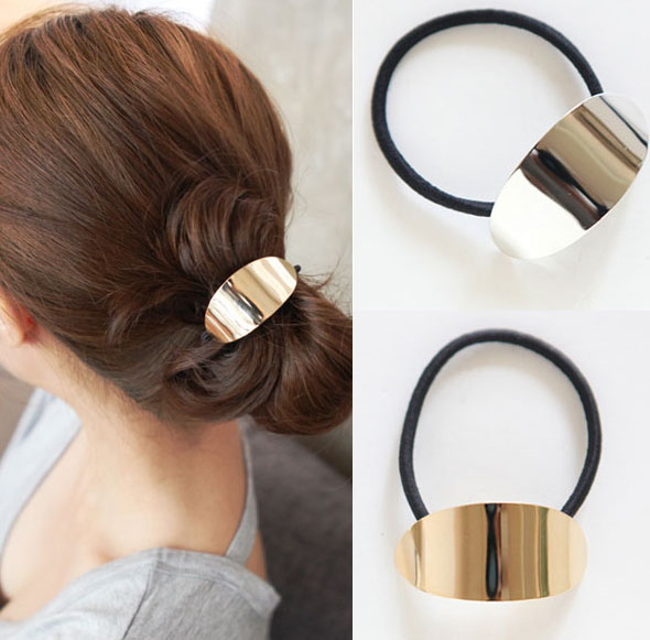 Nueva llegada de moda de Rock coreano de pelo accesorios