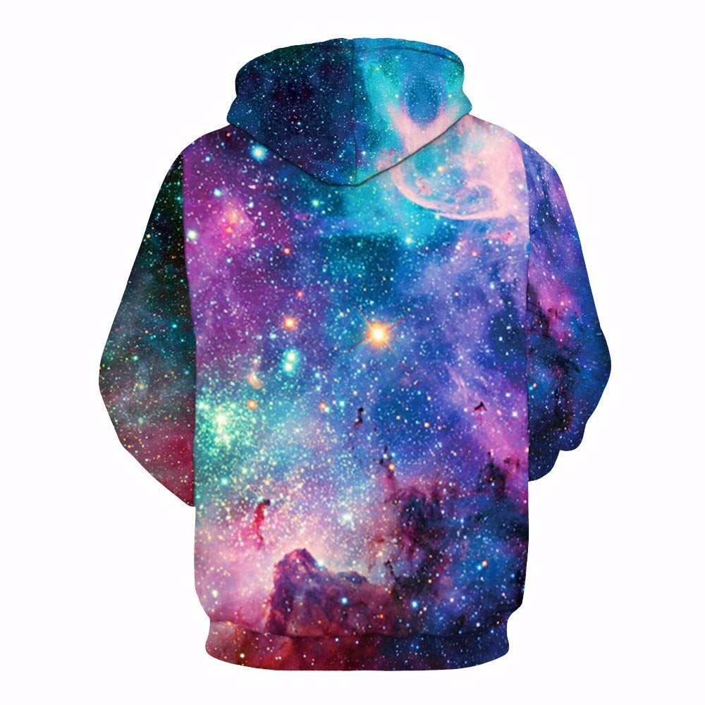 Space Galaxy 3d Sweatshirts Men/Women Hoodies With Hat Print Stars Nebula Space Galaxy Sweatshirts Men/Women HTB1VLmzOFXXXXcGaXXXq6xXFXXXB