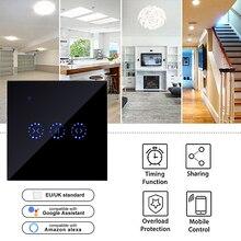 Умный дом, WiFi, электрические сенсорные жалюзи, занавес, переключатель Ewelink, приложение, голосовое управление, Alexa Echo, для механического ограничения, жалюзи, мотор