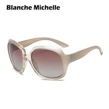 2020 di modo di Grandi Dimensioni Occhiali Da Sole Polarizzati Donne UV400 Occhiali Da Sole Donna di Guida oculos feminino Quadrato di lusso di Occhiali Da Sole