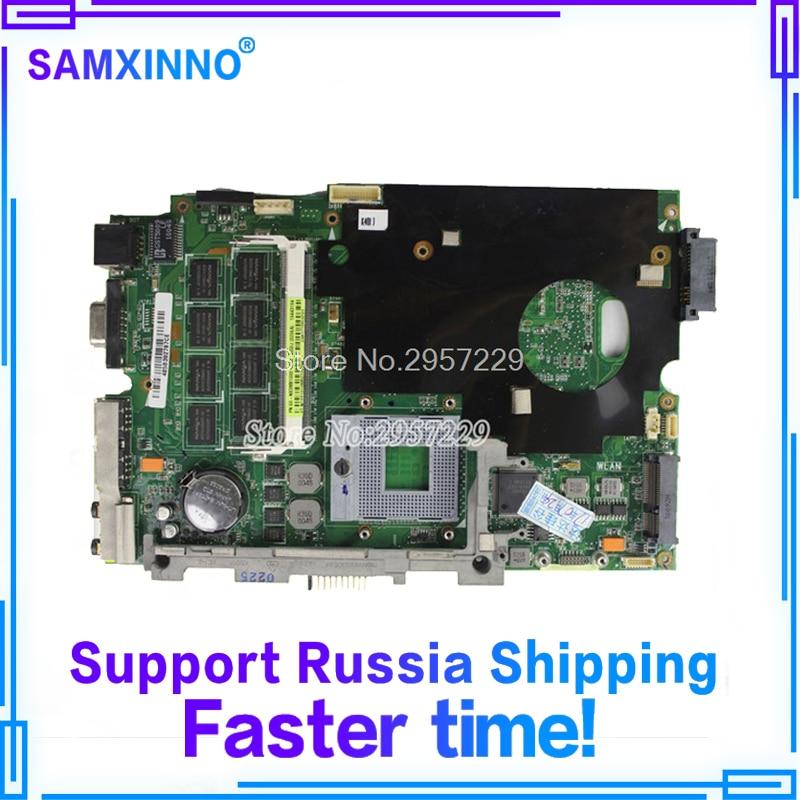 K50IJ Motherboard For ASUS Laptop K50IJ X5DIJ15-inch Machine Dedicated Notebook Motherboard 60-NVJMB1100-B03 69N0EIM11B03 Tested цены онлайн