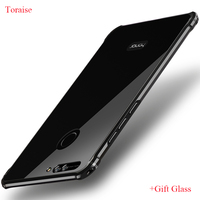 Huawei Honor 8 Case Toraise Brand High Quality Metal Aluminum Back Cover Case For Huawei Honor