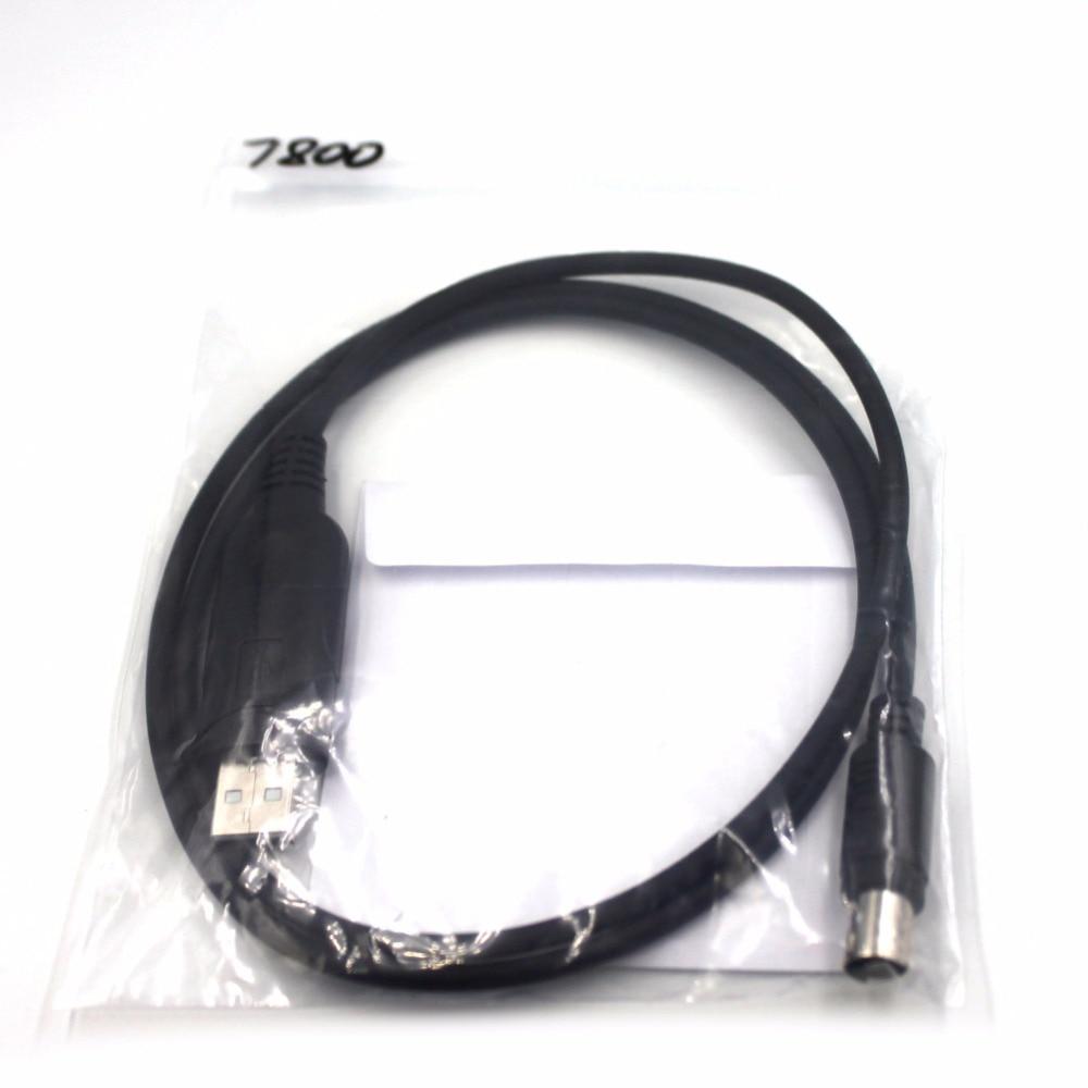 USB Programming Cable For Two Way Radio FT-7100 FT-7800 FT-7900 FT8800 FT-8900 Woki Toki
