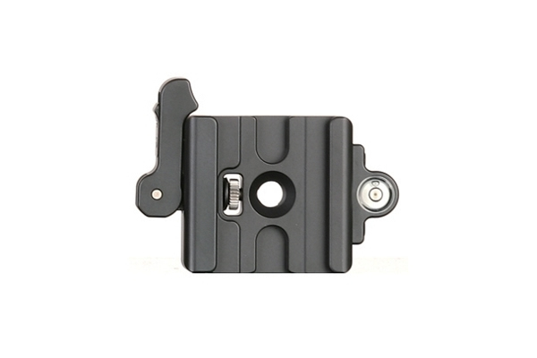 UNC3//8 Screw Quick Release Subtend Clamps panning F//Arca-Swiss Style Plates