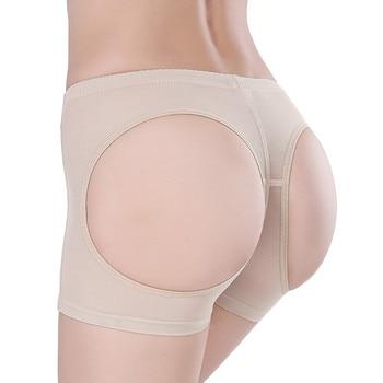 Body shaping pants Beautiful buttocks ass fake butt nets sexy hips underwear, buttocks, womens hips, panties, dew PP