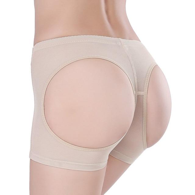 d13ba41b7c8e Body shaping pants Beautiful buttocks ass fake butt nets sexy hips underwear,  buttocks, women's hips, panties, dew PP
