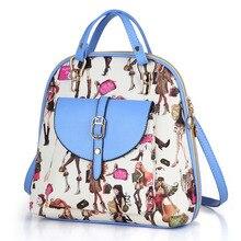 Новые повседневные женские рюкзак женский из искусственной кожи женские рюкзаки сумки Популярные дорожная сумка рюкзак бесплатная доставка