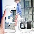 Smart беспроводные Bluetooth Наушники С Сенсорным экраном Стерео Наушники Спорт Шагомер Секундомер Sleeptracker Mp3-плеер с TF Карты