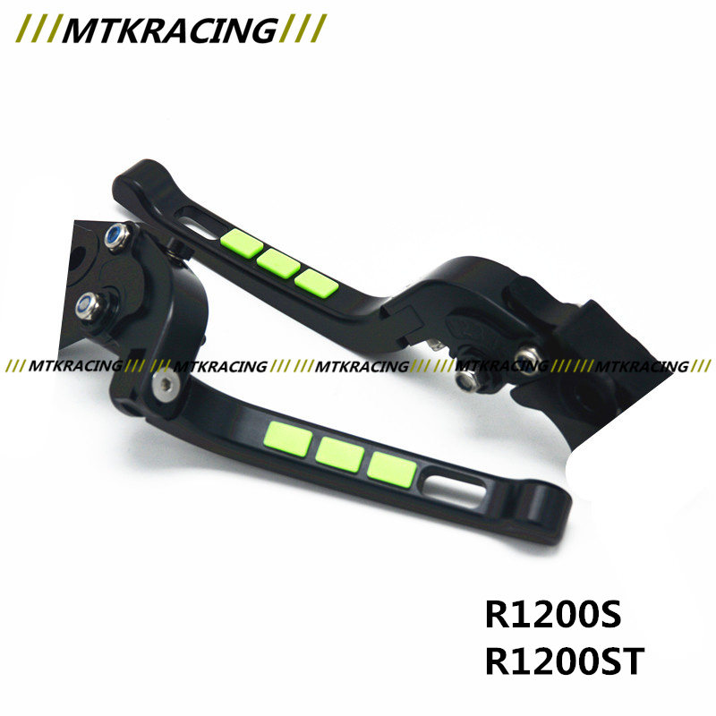 Free delivery Fit BMW R1200S/R1200ST 06-08 05-08 Motorcycle Modified CNC Non-slip Handlebar single-Folding Brakes Clutch Levers free delivery fit moto guzzi breva 1100 1200 sport motorcyclemodified cnc non slip handlebar single folding brakes clutch levers